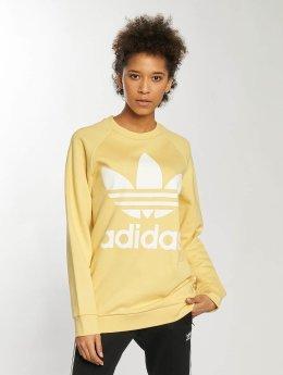 Adidas Oversized Sweatshirt Sand