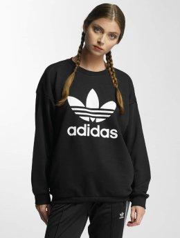 Adidas Trefoil Sweatshirt Black