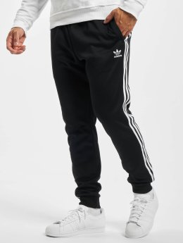 adidas originals Joggebukser Superstar svart