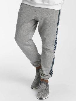 Adidas Quarz Of Fleece Pants Medium Grey Heather