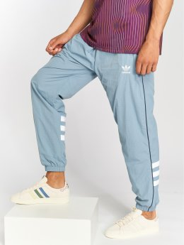 adidas originals joggingbroek Auth Ripstop Tp blauw