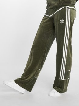 adidas originals joggingbroek Track groen