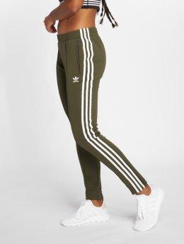 adidas originals joggingbroek Sst Tp olijfgroen