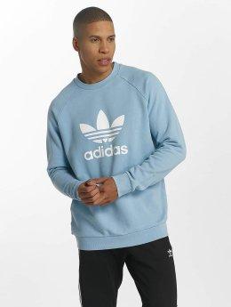 Adidas Trefoil Sweatshirt Ash Blue