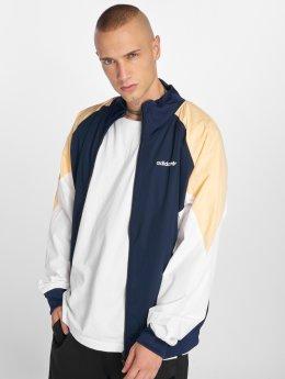 adidas originals Kurtki przejściowe Eqt Wvn Rip Jkt niebieski