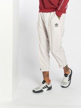 adidas originals Látkové kalhoty 7/8 béžový