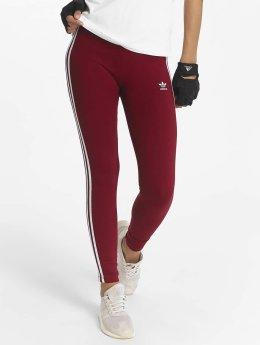 adidas originals Legging 3 Stripes rouge