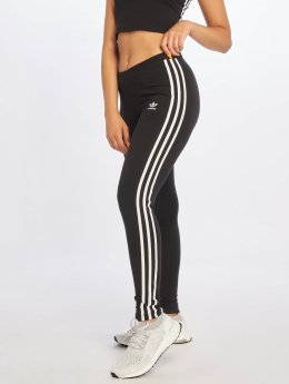 adidas originals Legging 3 Stripes zwart