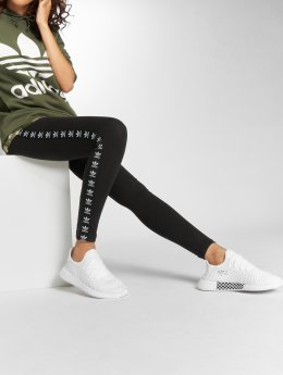 adidas originals Leggings/Treggings Trf Tight czarny
