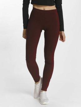 adidas originals Leggings/Treggings Adibreak czerwony