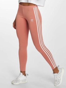 adidas originals Leggings/Treggings 3 Str lyserosa