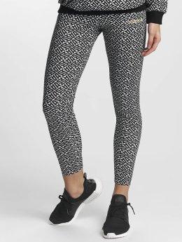Adidas AOP Leggings White/Black