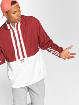 adidas originals Lightweight Jacket Auth Anorak Transition red