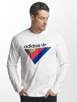 adidas originals Longsleeve Anichkov weiß