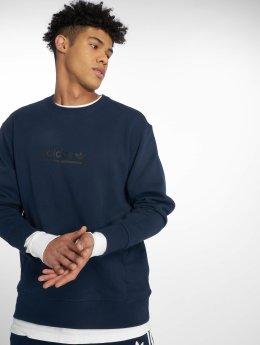adidas originals Pullover Kaval blue
