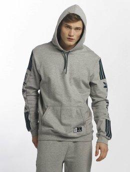 adidas originals Pullover Quarz Of Fleece gray
