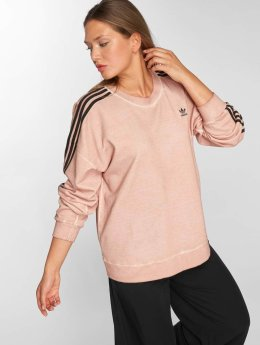 adidas originals Pullover Washed rosa