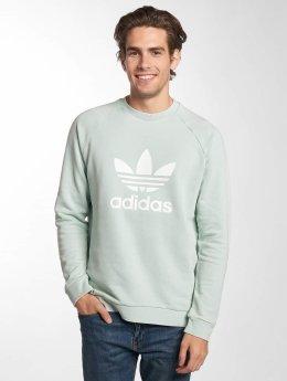 Adidas Trefoil Sweatshirt Ash Green