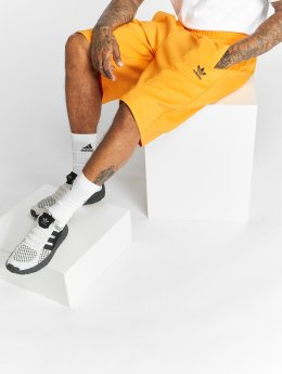 adidas originals Shorts Long arancio