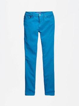 adidas Originals Skinny Jeans Basic niebieski