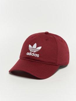 adidas originals Snapback Cap Trefoil red