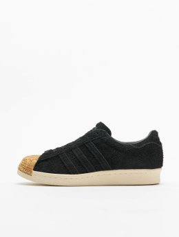 adidas Originals Sneaker Superstar 80S Cork schwarz