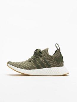 adidas Originals Sneakers NMD_R2  zielony