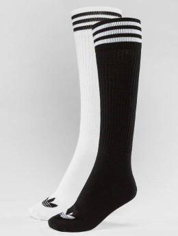 adidas originals Sokken 2-Pack S Knee zwart