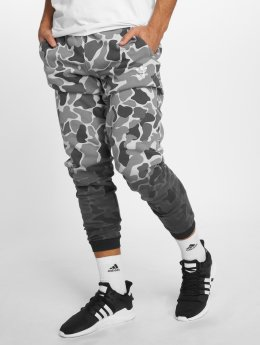 adidas originals Spodnie do joggingu Camo moro