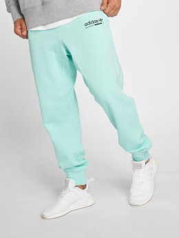 adidas originals Spodnie do joggingu Kaval zielony