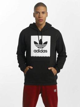 Adidas Solid Blackbird Hoody Black/White