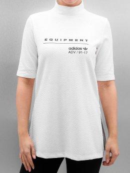 Adidas Mesh Shortsleeve Sweatshirt White