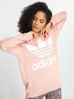 adidas originals Svetry Oversized Sweat růžový