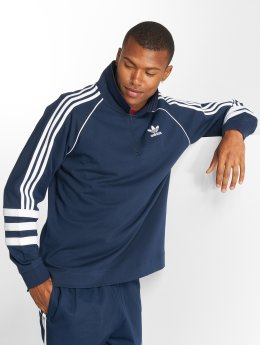 adidas originals Sweat & Pull Auth Rugby bleu