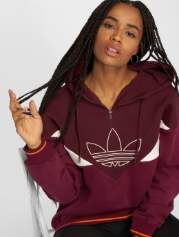 adidas originals Sweat capuche Clrdo Og rouge