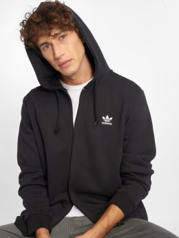 adidas originals Sweat capuche zippé Trf Fz noir