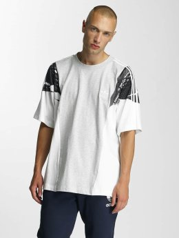 adidas originals T-paidat LA Boxy valkoinen