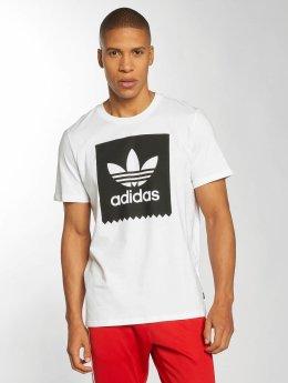 adidas originals T-paidat Solid BB valkoinen