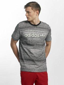 adidas originals t-shirt Traction AOP grijs