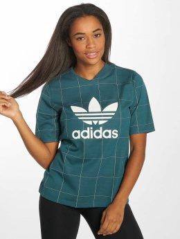 adidas originals T-Shirt CLRDO grün