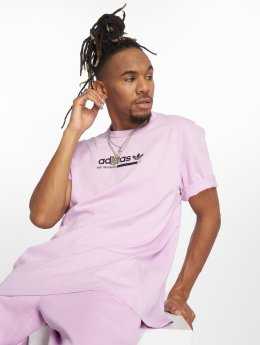 adidas originals t-shirt Kaval Tee paars
