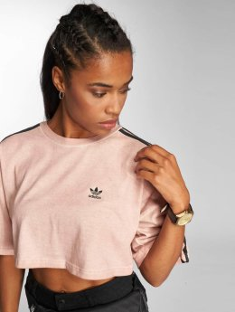 adidas originals T-Shirt Boxy rosa