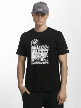 adidas originals T-Shirt Legalize schwarz