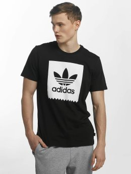 adidas originals T-Shirt Solid BB schwarz