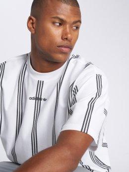adidas originals T-shirt Originals Tennis Ss Tee vit