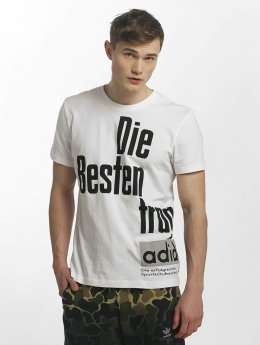 Adidas Commercial T-Shirt White