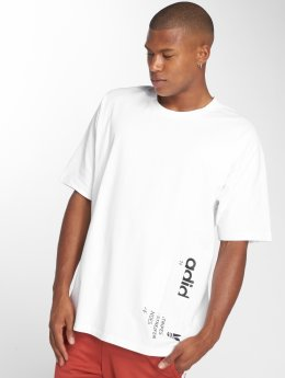adidas originals t-shirt Nmd wit