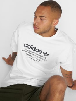 adidas originals T-Shirty Originals Nmd bialy