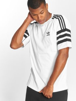 adidas originals T-Shirty Auth S/s Tee bialy