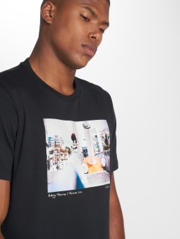 adidas originals T-Shirty City Photo Tee czarny